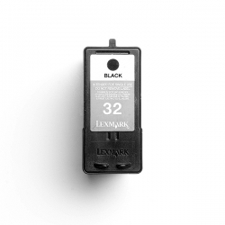 18C0032 Black No.32